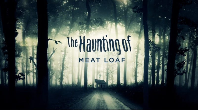 Illustration for article titled The Haunting of Meatloaf Is Exactly As Weird As It Sounds