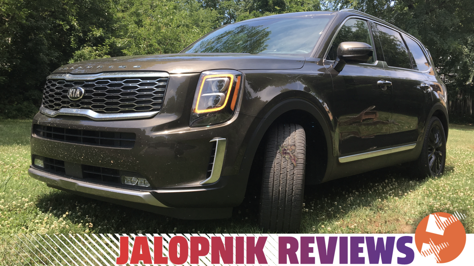 The 2020 Kia Telluride Is a Pretty Nice SUV to Drive and Sleep In