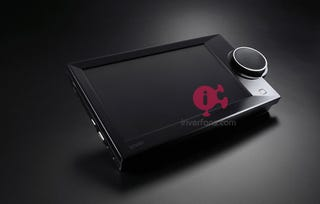 Illustration for article titled iRiver M10 and D5 Players Bring Glossy Black Back in Fashion