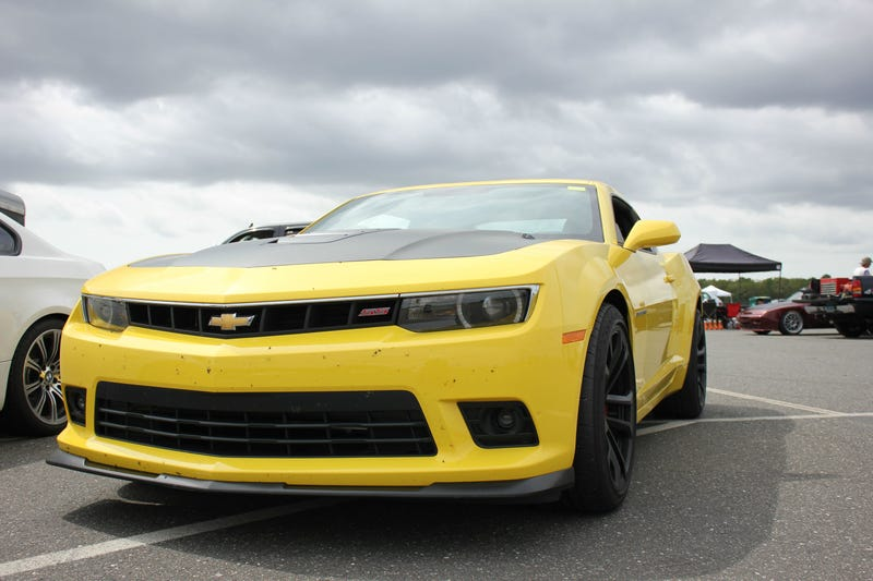 Illustration for article titled I Rode In A 2014 Chevrolet Camaro SS 1LE Today... (Pics and Video)