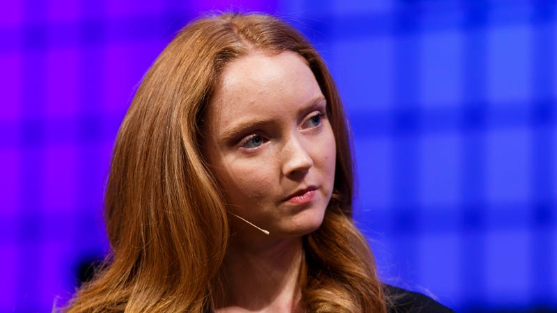 Lily Cole. Photo: Getty.