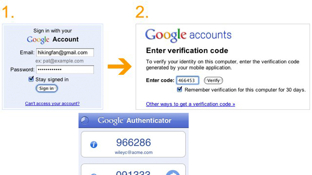 Set Up Google's Two-Step Verification Now for Seriously