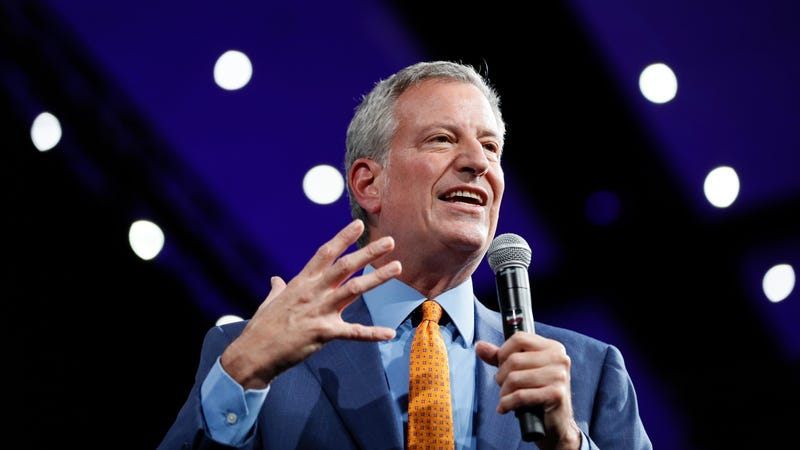 Illustration for article titled Bill de Blasio's True Voice—Revealed