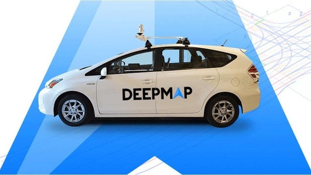 Nvidia Looks to Boost Its Smart Car Tech With Acquisition of DeepMaps