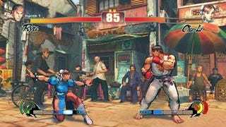 Illustration for article titled Street Fighter IV Preview: PC Fighting