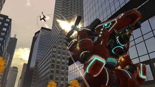 Illustration for article titled Web Of Shadows Hands On - Spider-Man Reborn