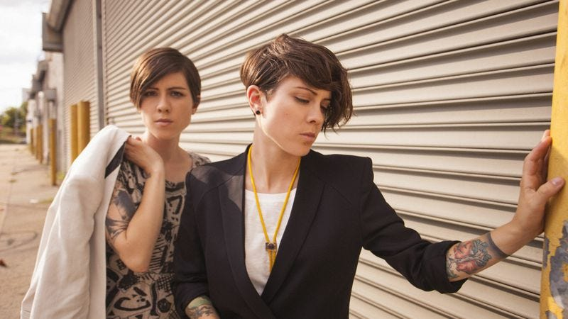 Illustration for article titled Tegan And Sara:Heartthrob