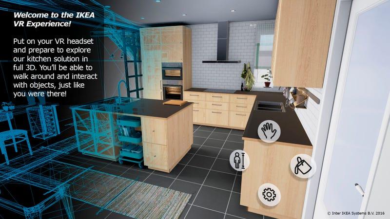 Ikea entra en Steam con un juego de realidad virtual para diseñar ...