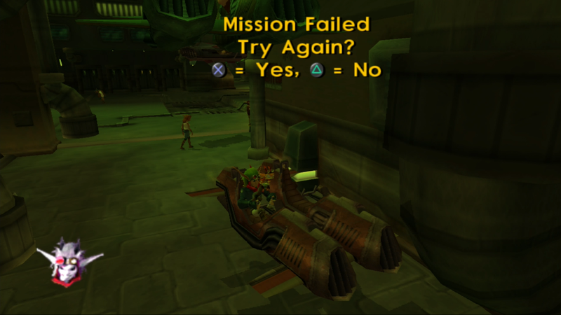 I Owned My Childhood Self By Beating This One Tough Jak II