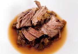 Illustration for article titled Crock Pot Beef Dinner