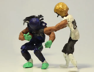 Illustration for article titled This Claymation Beast Quake Is Almost As Good As The Real Thing