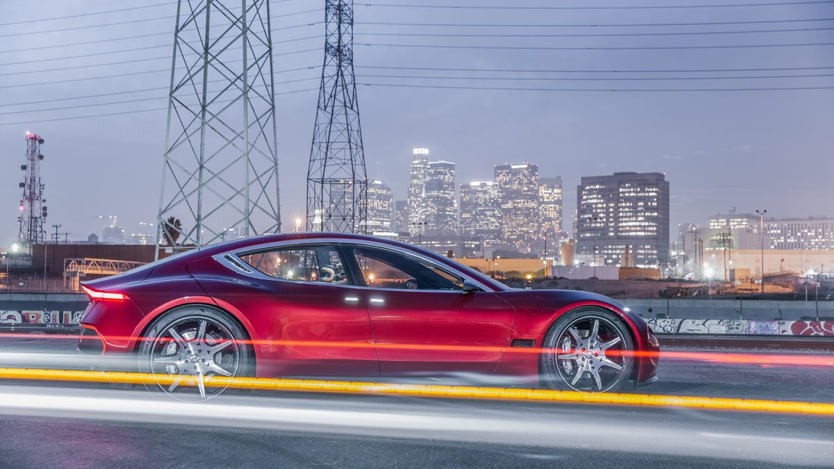Fisker S New Electric Car Bet Will Come Down To The Battery And