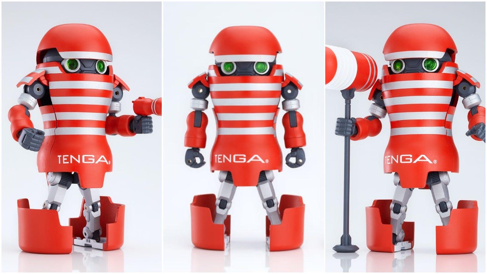 japanese sex toy gets a transformer type robot. Black Bedroom Furniture Sets. Home Design Ideas