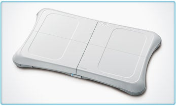 Illustration for article titled Wii Fit and Balance Board Accessory