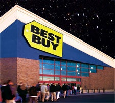 Your Midnight Best Buy Modern Warfare 2 Locations Are