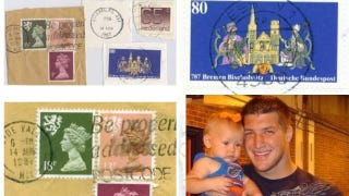 Illustration for article titled Someone On Craigslist Denver Is Selling Envelopes Postmarked The Day Tebow Was Born