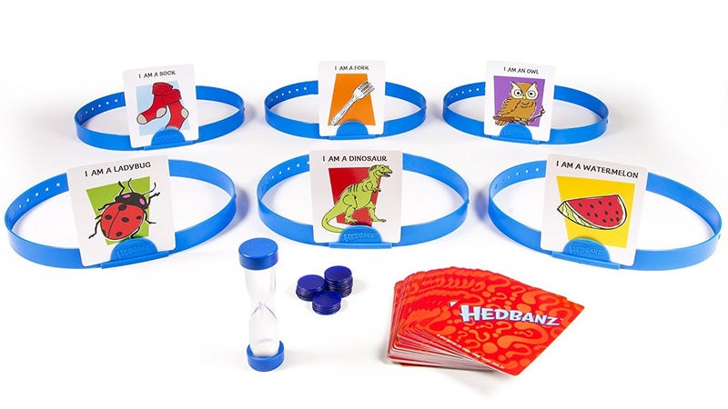 Photo: HedBanz Game