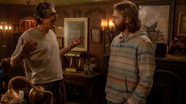 Lodge 49 gives its characters room to fail while taking stock of the collateral damage