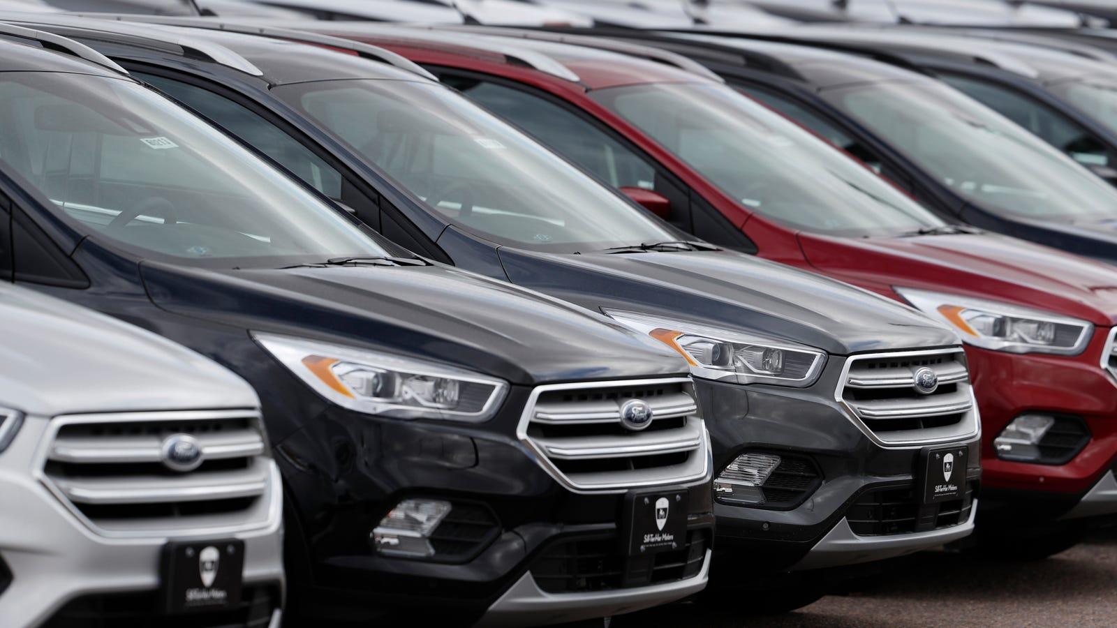 Feds Launch Antitrust Investigation Into Four Car Companies