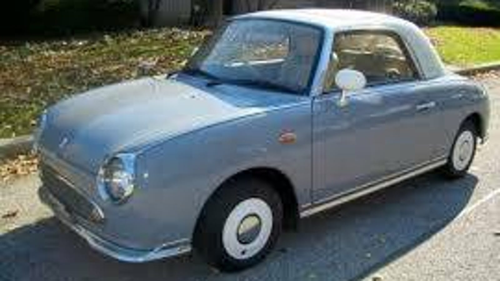 Who Wants A Nissan Figaro