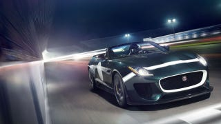 Illustration for article titled ​The F-Type Project 7 Will Be The Quickest Jaguar You Can Buy