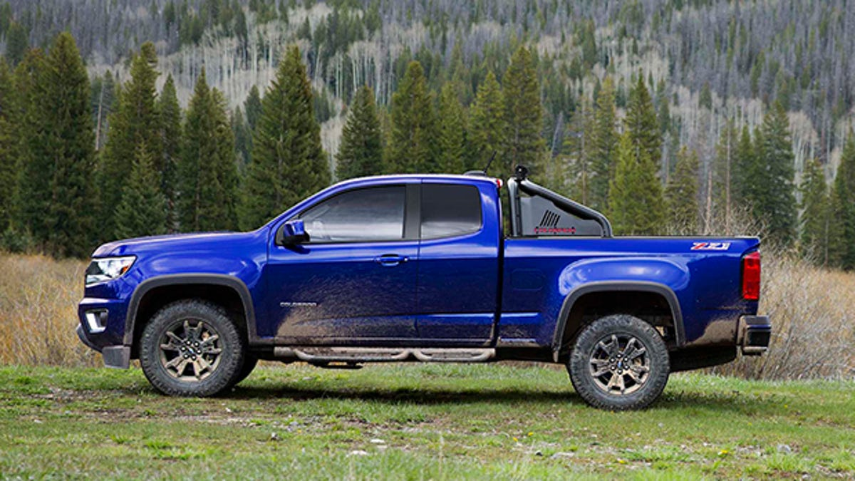 How The Chevy Colorado Diesel Was Americanized Its More Than Emissions Wiring Diagram For 2 8 Ltr