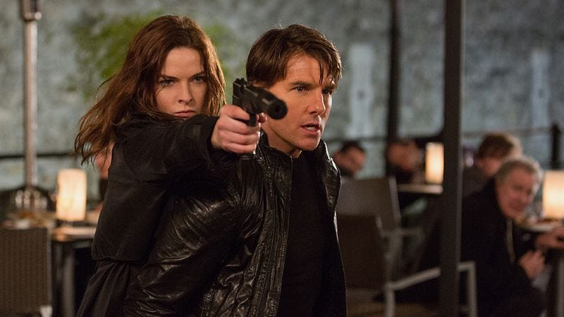 Rogue Nation preserves the stand-alone fun of the Mission