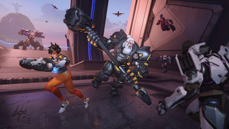 Illustration for article titled Overwatch 2's New Modes Are Fun, But Play It Too Safe