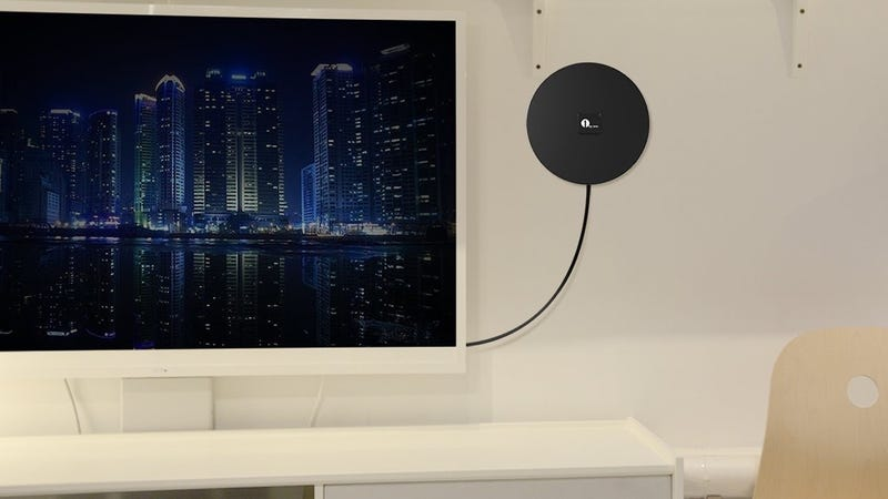 1byone HDTV Antenna, $10 with code 4QMW7W2G