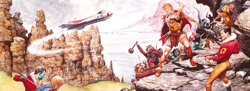 Illustration for article titled Rebellion buys comics treasure trove