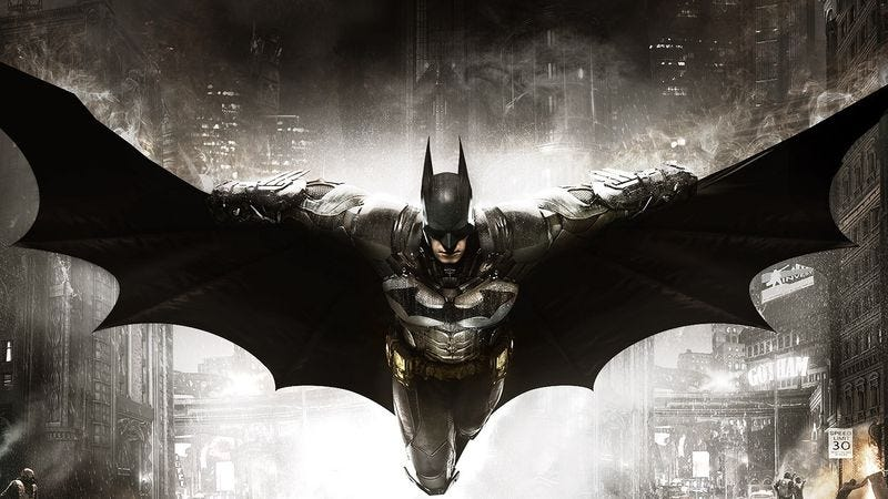 Illustration for article titled Final Batman: Arkham game coming this year
