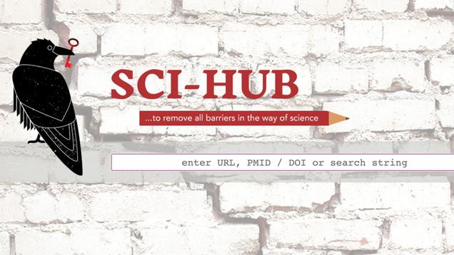 Archivists Want to Make Sci-Hub  Un-Censorable