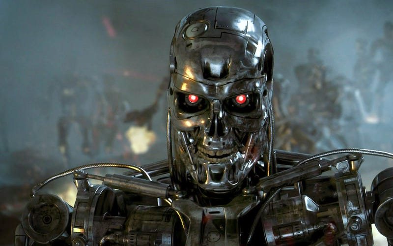 Illustration for article titled El guión de Terminator Genisys ignora por completo el film original