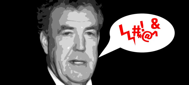 Illustration for article titled All The Times Jeremy Clarkson Made People Fucking Hate Him