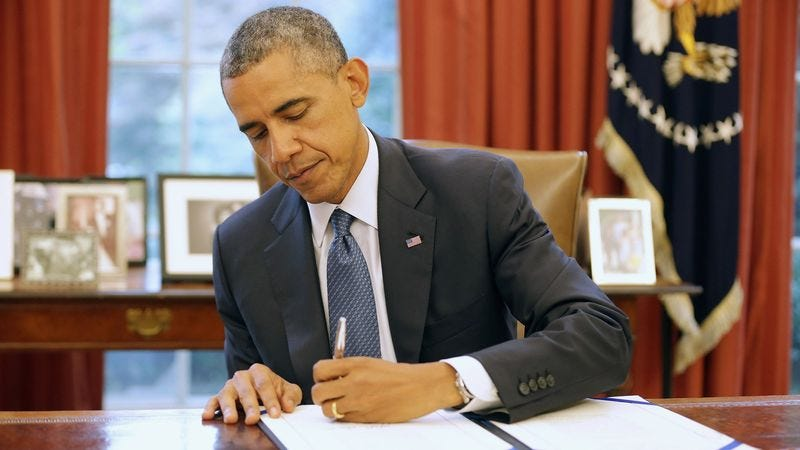 Illustration for article titled What Obama Hopes To Accomplish Before Leaving The White House