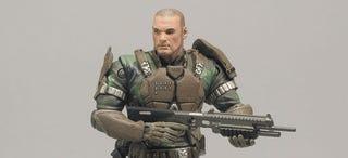 Illustration for article titled New Figures For ODST, Halo Wars, Halo 2 & 3