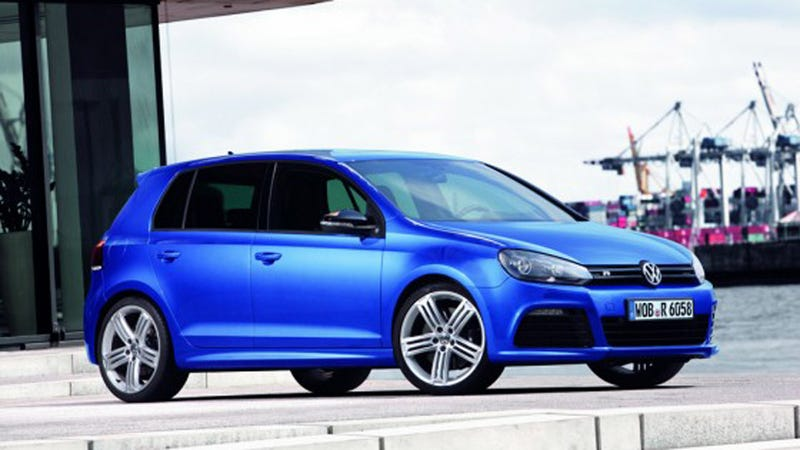 Illustration for article titled VW limits first U.S. Golf R imports to 1,000 copies, all in red