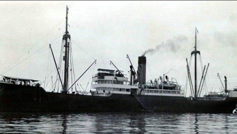 El SS Minden