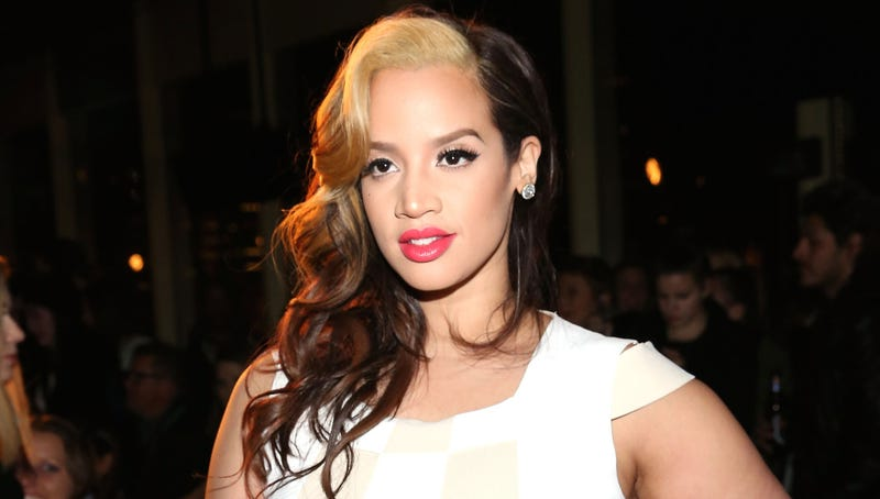 Illustration for article titled Dascha Polanco Is Forced to Explain the Existence of Afro-Latinas to Charlamagne