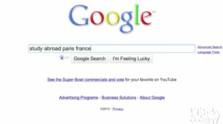 Illustration for article titled Parisian Oops: A More Realistic Google Ad