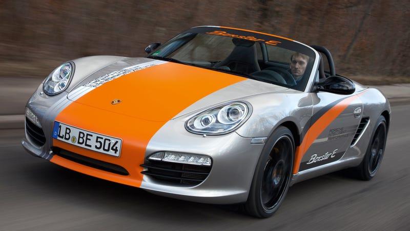 Photos: Porsche