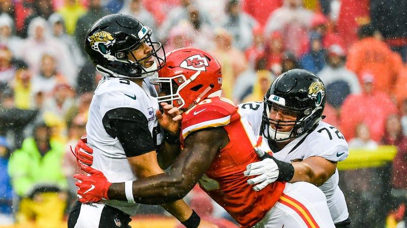 Illustration for article titled Blake Bortles Never Gave The Jaguars A Chance
