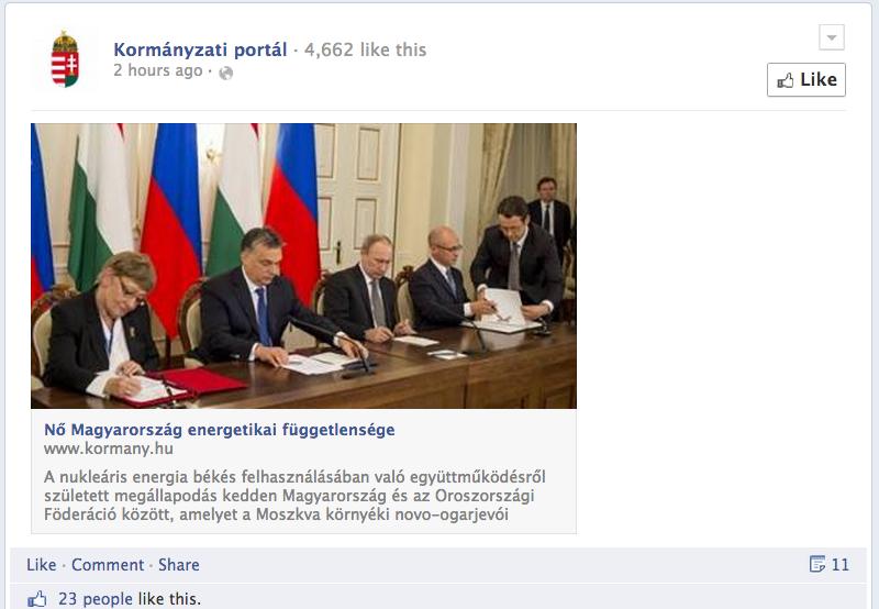 Illustration for article titled Nem Photoshop! A kormányportál Gyurcsánynál is nagyobb troll!