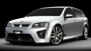 Illustration for article titled Holden ClubSport R8 Tourer: Hoon Families Rejoice