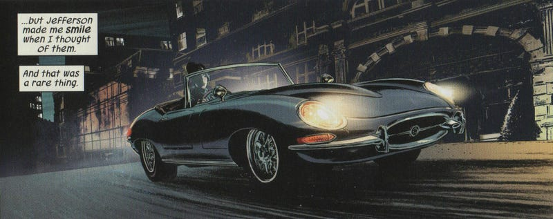 Illustration for article titled Cars and Comics: Velvet Edition