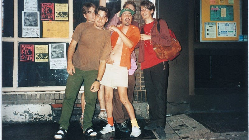 Pavement, also circa 1992