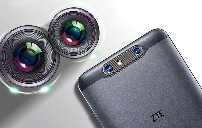 Illustration for article titled ZTE Blade V8: un Android de doble cámara con efecto bokeh a un precio muy interesante