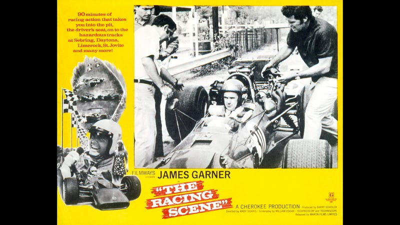 """Illustration for article titled Quentin Tarantino Is Bringing """"The Racing Scene"""" To Los Angeles"""
