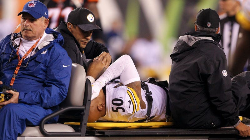 Illustration for article titled Ryan Shazier Won't Play In 2018, But He Still Wants To Play