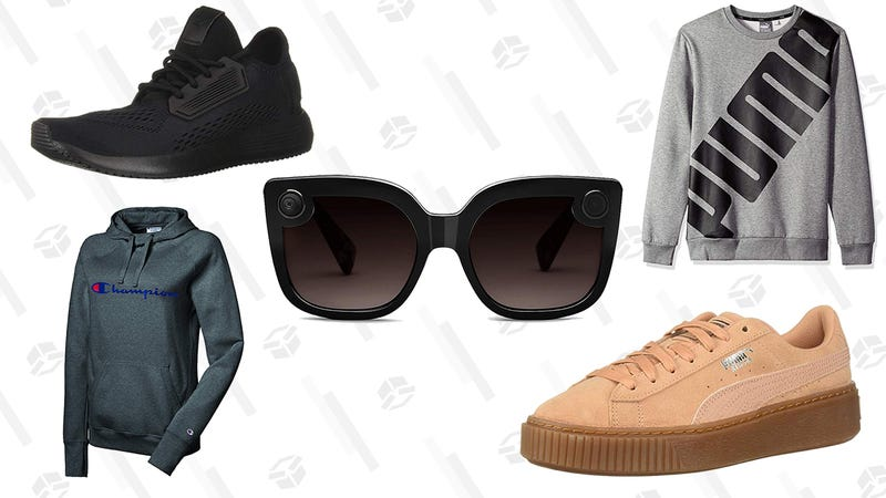 Sneakers and Activewear Gold Box | Amazon